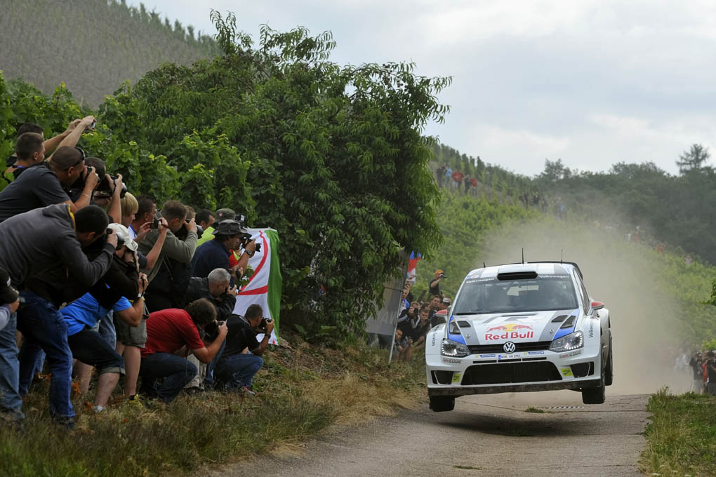 WRC 2013 Alemania
