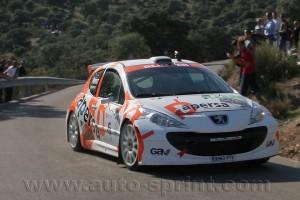 Rallye Sierra Morena 2010