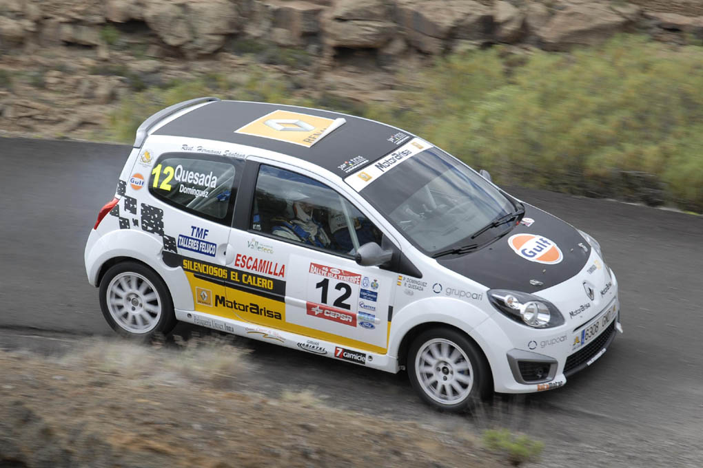 Rallye Tenerife Quesada