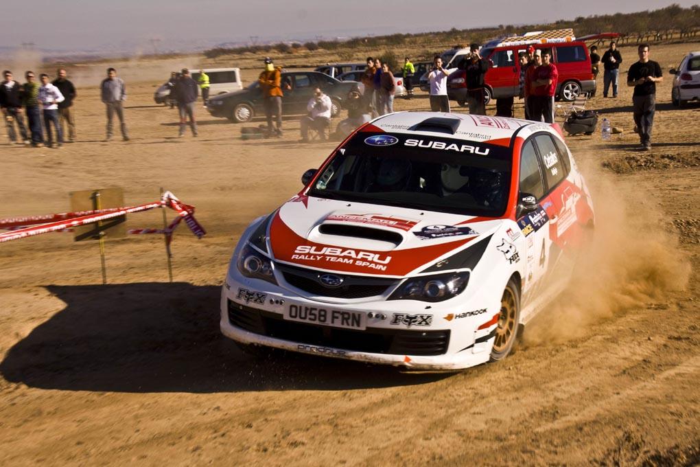 Rallye Tierra La Rioja