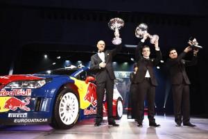 Gala Premios FIA 2010