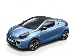 Renault cabrio descapotable