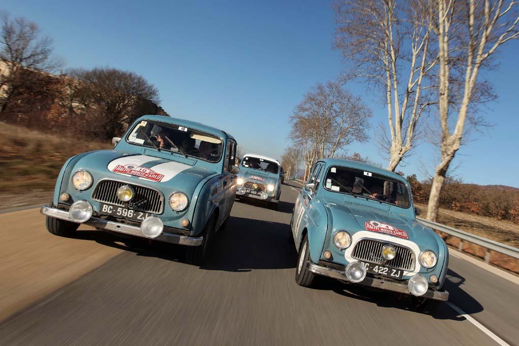 R4L Rallye Montecarlo 2011