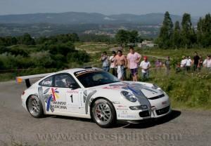 Rallye Rias Bajas Miguel Fuster