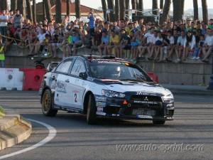 Rallye Rias Baixas Xevi Pons