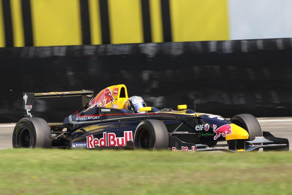 Carlos Sainz Jr en el circuito de 2011
