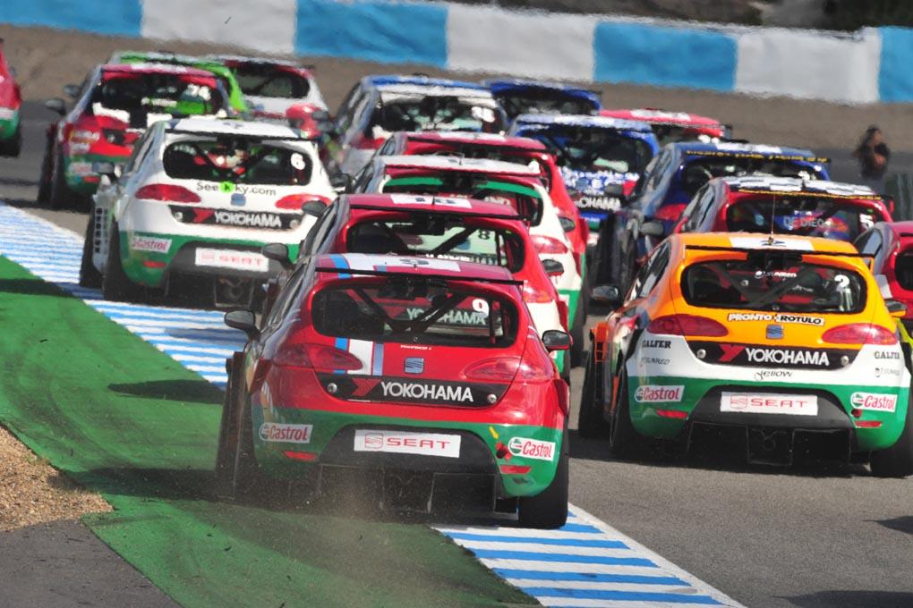 Copa Seat Circuito Jerez 2010