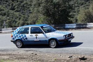 Rally Clásicos Peguerinos