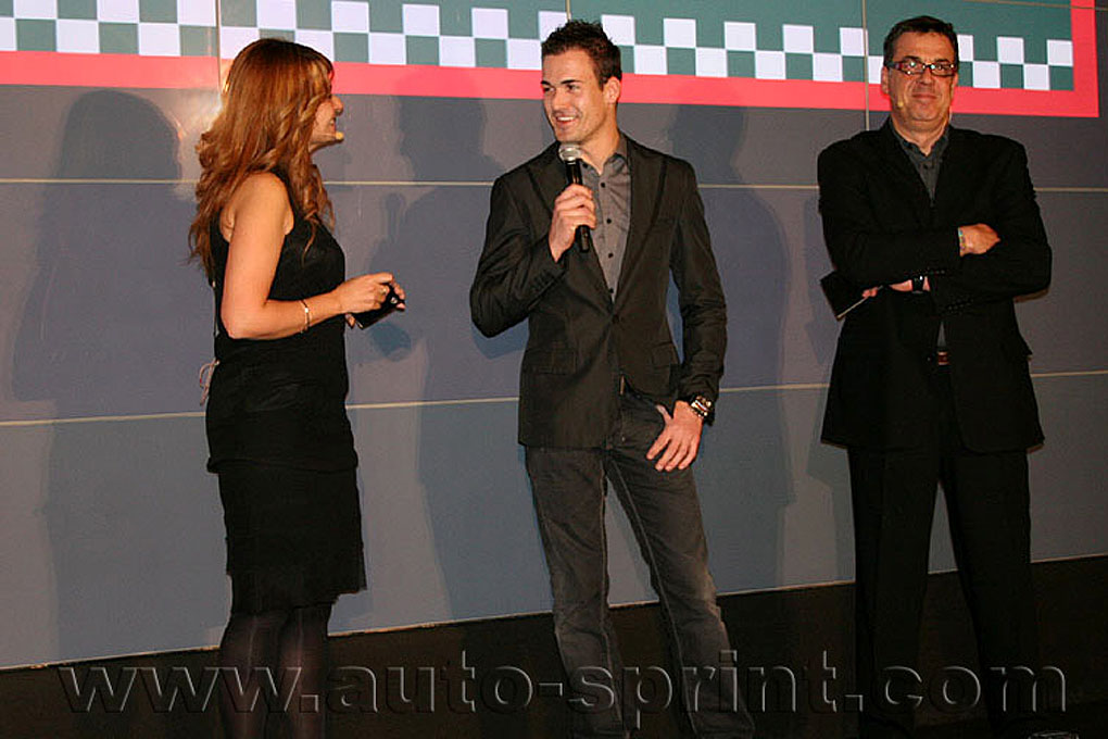 Dani Sordo piloto Mini 2011
