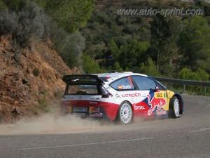 Dani Sordo Rallye Cataluña 2009