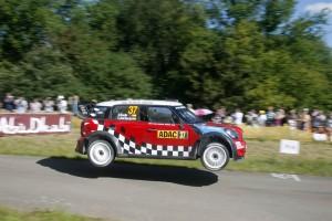 Dani Sordo Rallye Alemania 2011
