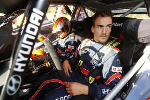 Dani Sordo - Hyundai WRC