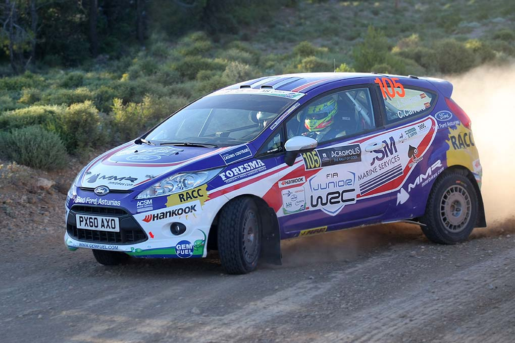 Jose Antonio Suárez WRC 2013