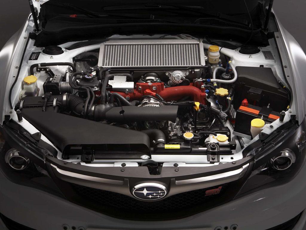 Subaru Impreza Prodrive 2010 Auto Sprint