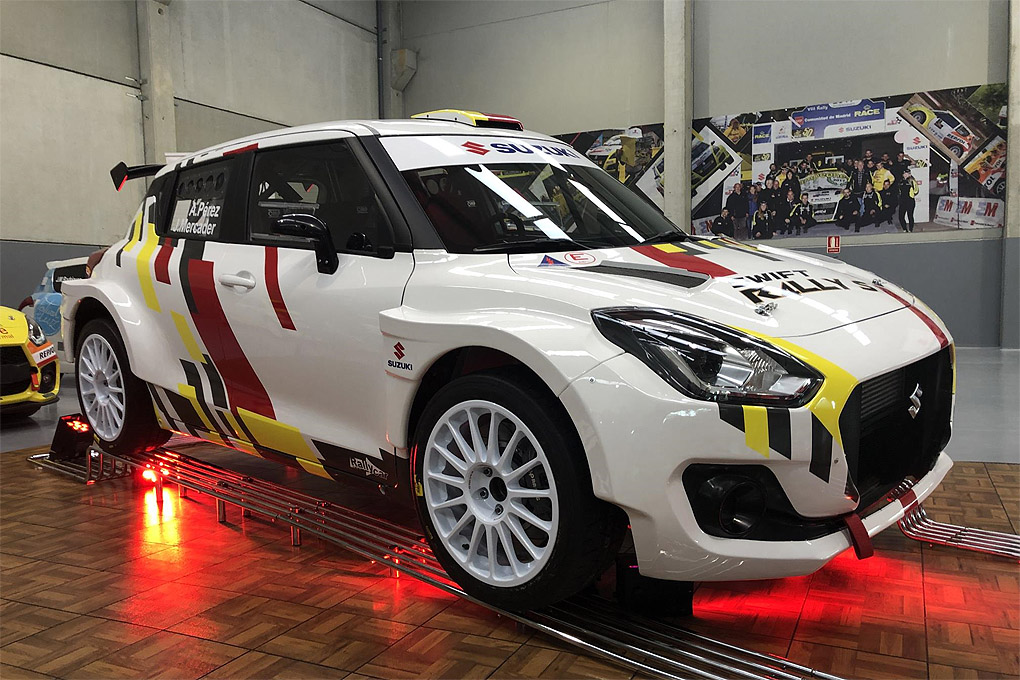 Nuevo Suzuki Swift R4 2020