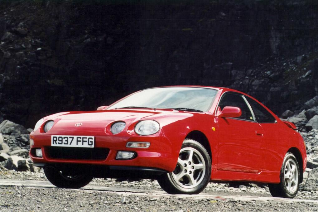 Toyota Celica 1997-1998