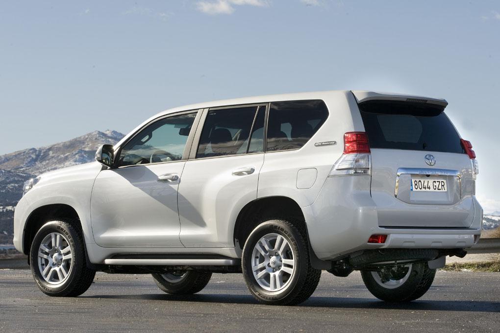 Toyota Land Cruiser aniversario