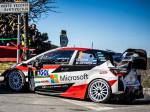 Nuevos pilotos de Toyota en el WRC 2020
