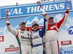 Trofeo Andros podium