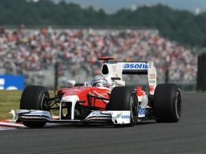 Toyota F1 Japon 2009