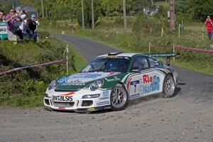 Vallejo Rallye de Ferrol 2011