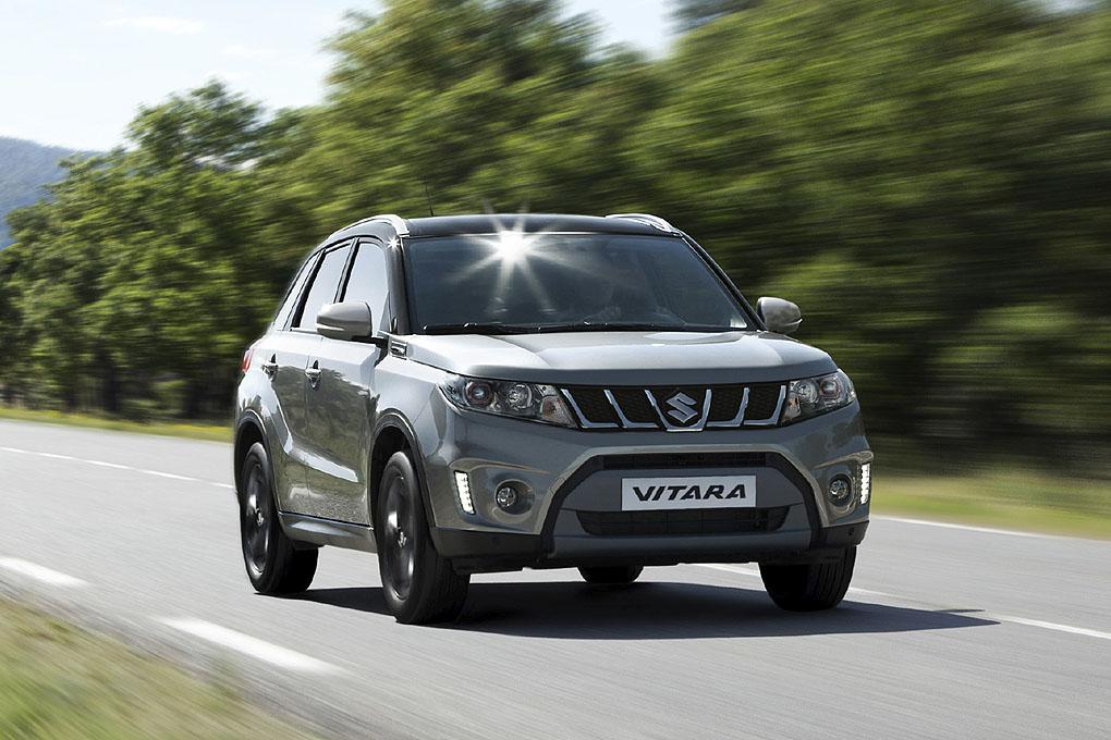 Nuevo Suzuki Vitara S