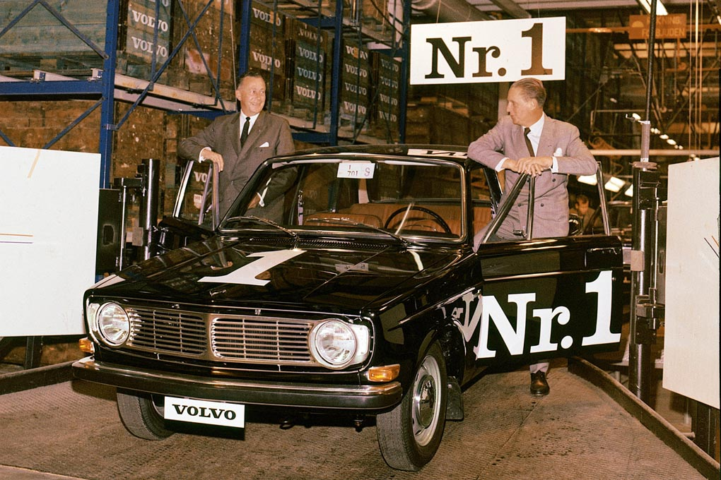 Aniversario Volvo 140