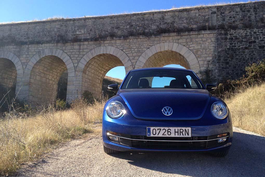 Prueba VW Beetle