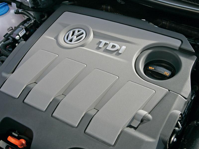 Motor 1.6 TDI Common-Rail Volkswagen