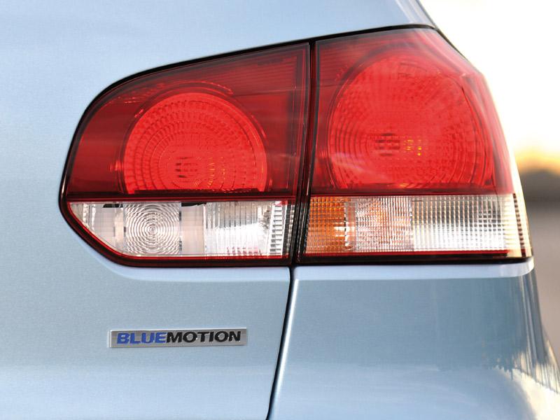 Volkswagen Golf Bluemotion detalle
