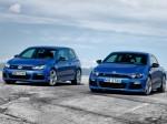 Volkswagen Golf R y Volkswagen Scirocco R
