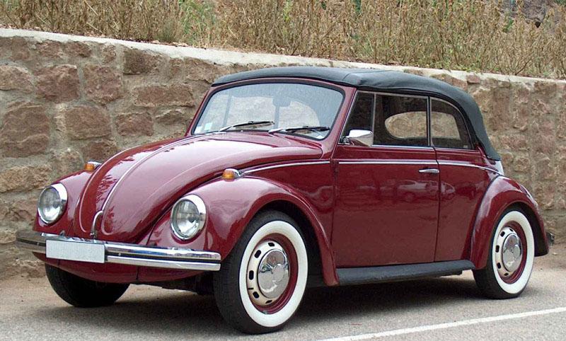 VW historico cabrio