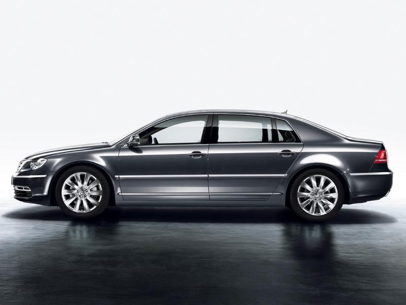 Volkswagen Phaeton 2011 lateral