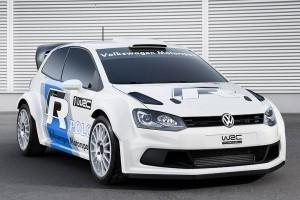 VW Polo WRC 2013