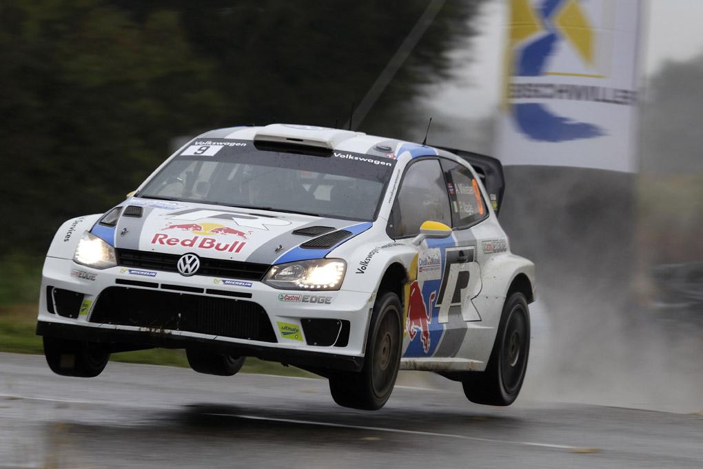 Calendario WRC 2014