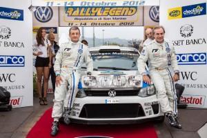 Carlos Sainz VW Polo WRC