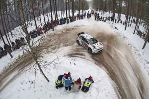 Rallye Suecia 2014