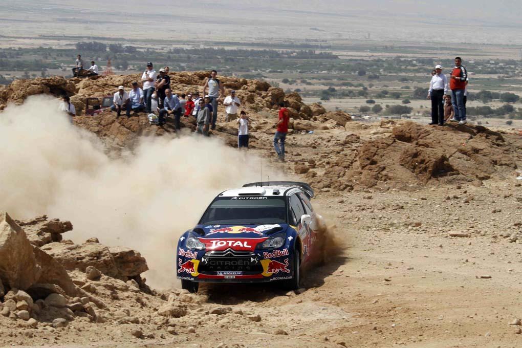 Nueva reglamentación en la tierra del WRC 2012