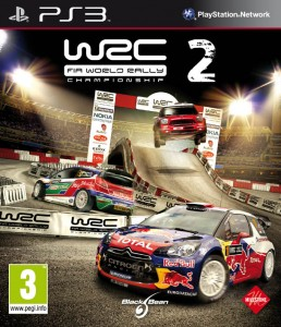 juego WRC2 caratula PS3