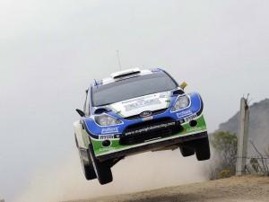Rallye Mexico Xevi Pons