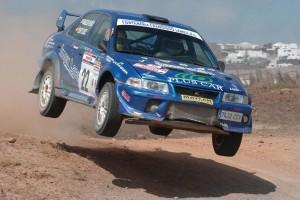 Yeray Lemes Rallye Lanzarote Tierra 2007